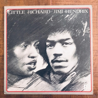 Disco de vinil usado - Little Richard / Jimi Hendrix - Archives Lp