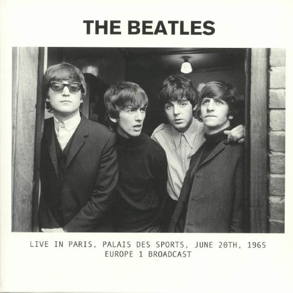 Disco De Vinil Novo - The Beatles - Live In Paris, Palais De Sports Lp 180g IMG-1845558