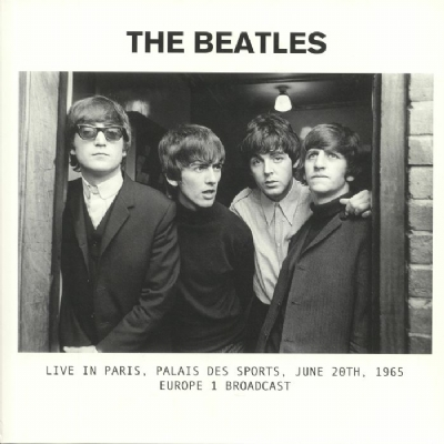 Disco De Vinil Novo - The Beatles - Live In Paris, Palais De Sports Lp 180g