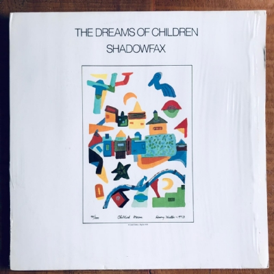 Disco de vinil usado - Shadowfax - The Dreams Of Children Lp