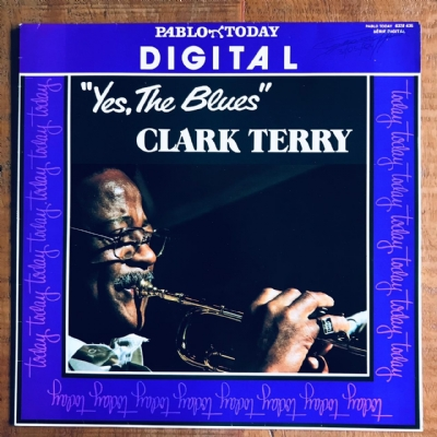 Disco de vinil usado - Clark Terry - Yes, The Blues Lp