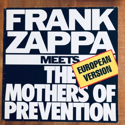 Disco de vinil usado - Frank Zappa - Meets The Mothers Of Prevention Lp
