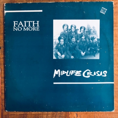 Disco de vinil usado - Faith No More - Midlife Crisis Mix 12
