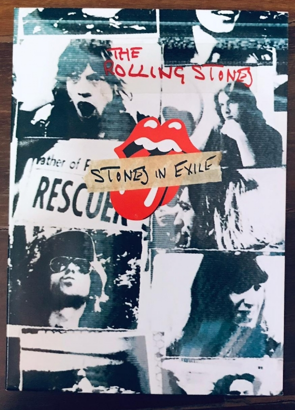 DVD - The Rolling Stones - Stones In Exile