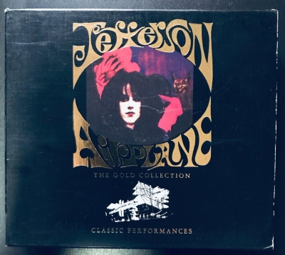 CD usado - Jefferson Airplane - The Gold Collection CD Duplo