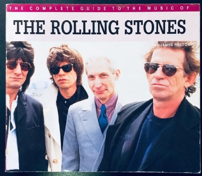Livro - The Rolling Stones - The Complete Guide To The Music Of