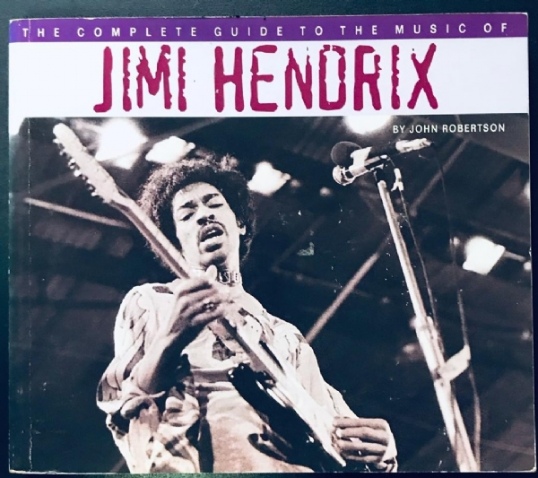 Livro - Jimi Hendrix - The Complete Guide To The Music Of