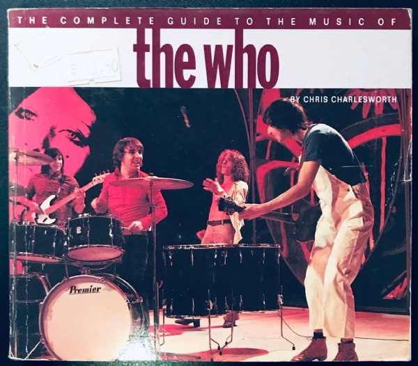 Livro - The Who - The Complete Guide To The Music Of
