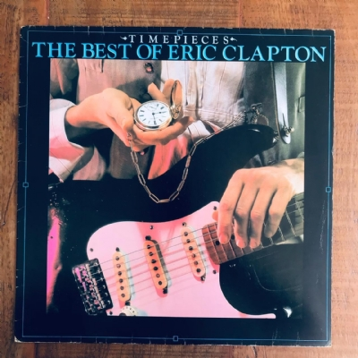 Disco De Vinil Usado - Eric Clapton - Time Pieces Lp