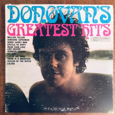 Disco de vinil usado - Donovan - Greatest Hits Lp