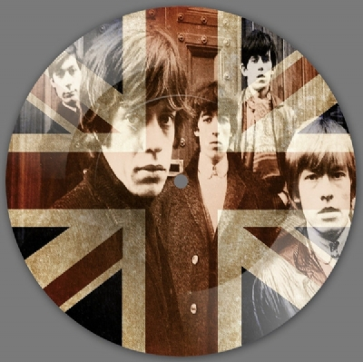 SIngle De Vinil Novo - The Rolling Stones - BBC Saturday Club 1963 Picture Disc