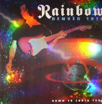 Disco De Vinil Novo - Rainbow - Denver 1979 Lp Duplo Colorido 180g