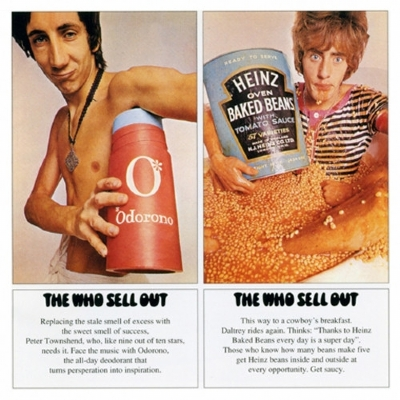 Disco De Vinil Novo - The Who - The Who Sell Out + 10 Faixas Bônus Lp Duplo 180g