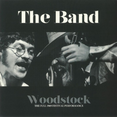 Disco De Vinil Novo - The Band - Woodstock The Full 1969 Festival Performance Lp 180g