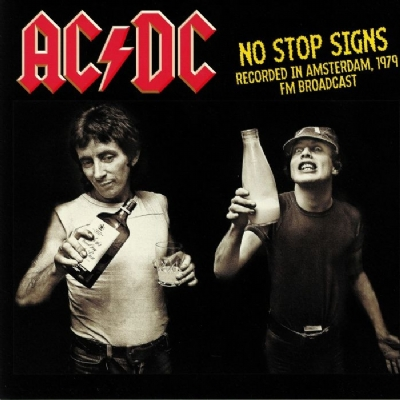 Disco De Vinil Novo - AC/DC - No Stop Signs e Lp 180g