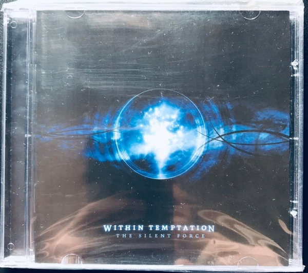 CD - Within Temptation - The Silent Force