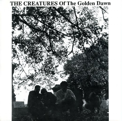 SIngle De Vinil Novo - The Creatures Of The Golden Dawn - EP