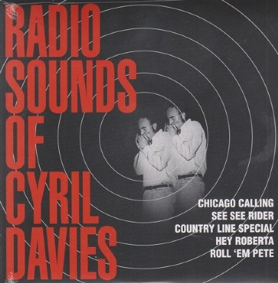 SIngle De Vinil Novo - Cyril Davies And His Rhythm & Blues All Stars - The Radio Sounds Of Cyril Davies Ep