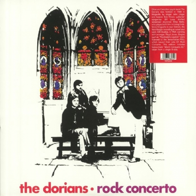 Disco De Vinil Novo - The Dorians - Rock Concerto Lp 180 g