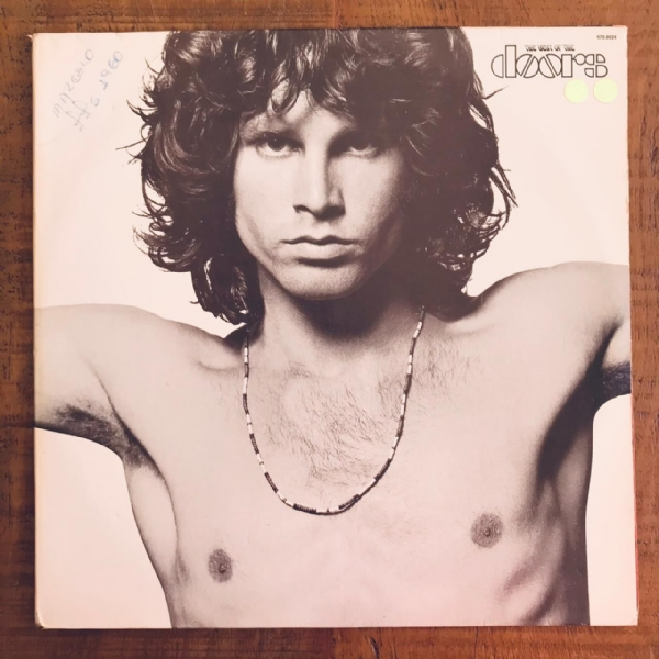 Disco De Vinil Usado - The Doors - The Best Of Lp Duplo