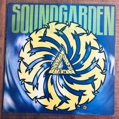 Disco De Vinil Usado - Soundgarden - Badmotorfinger Lp