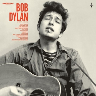 Disco De Vinil Novo - Bob Dylan - Debut Album + Single Lp 180 G
