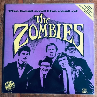 Disco De Vinil Usado - The Zombies - The Best And The Rest Of Lp