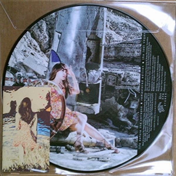 DISCO DE VINIL NOVO - THE LOST VEGAS - LIFE BEFORE THE COLLAPSE PICTURE DISC IMG-1132670