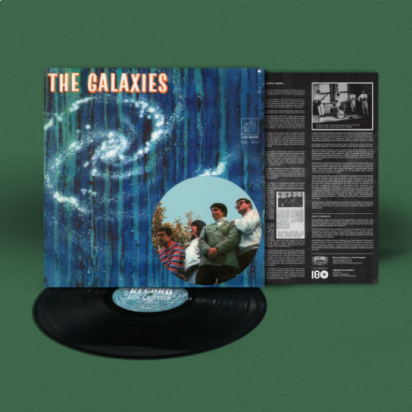 Disco De Vinil Novo - The Galaxies - Hey! Lp 180 G + 2 Faixas Inéditas IMG-1937026