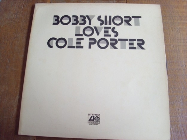 DISCO DE VINIL USADO - BOBBY SHORT - LOVES COLE PORTER LP DUPLO