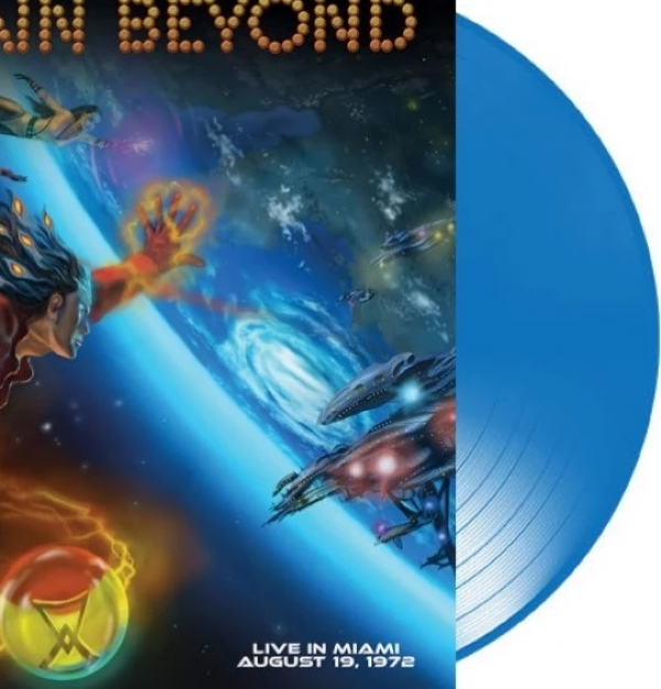 Disco de vinil novo - Captain Beyond - Live In Miami  LP 180 g colorido IMG-1585009