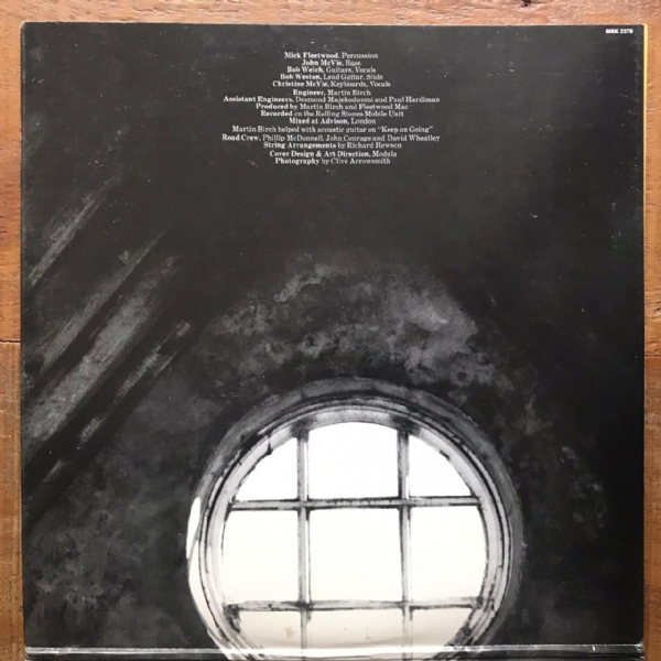 Disco de vinil usado - Fleetwood Mac - Mystery To Me LP IMG-1640708