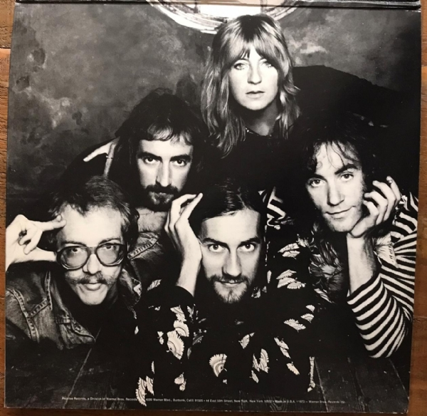 Disco de vinil usado - Fleetwood Mac - Mystery To Me LP IMG-1640709