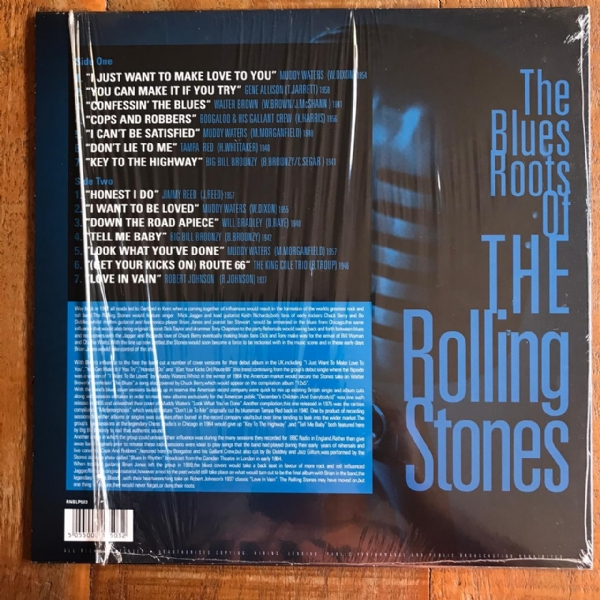 Disco de vinil usado - The Blues Roots Of - The Rolling Stones LP 180 g IMG-1640746
