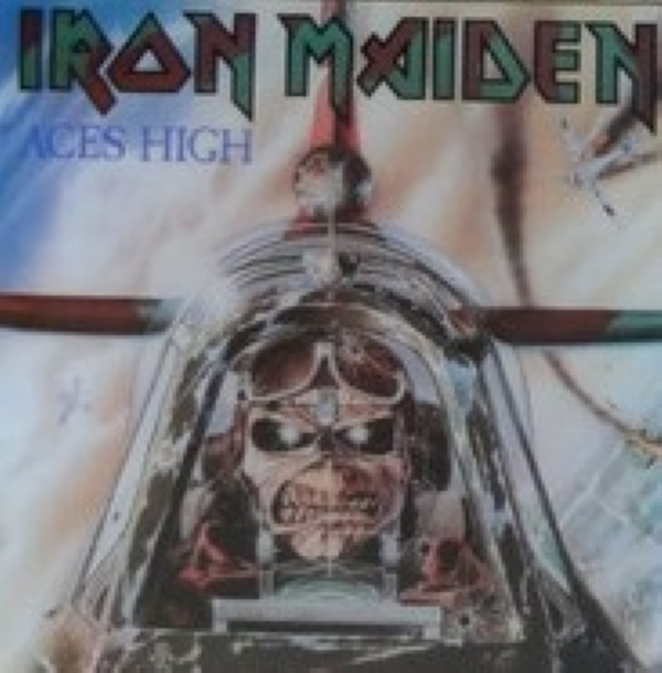 Disco De Vinil Novo - Iron Maiden - Maiden Mania 80-87 05 LP Box Set IMG-1652495