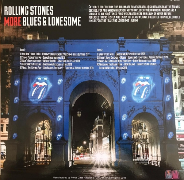 Disco De Vinil Novo - The Rolling Stones - More Blues and Lonesome lp IMG-1654352