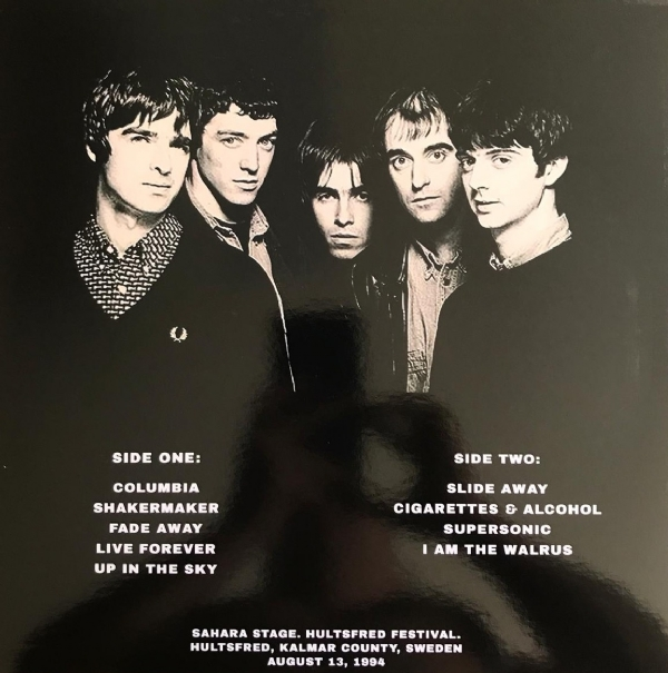 Disco De Vinil Novo - Oasis - Up In The Sky lp IMG-1664013