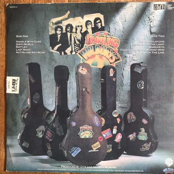 Disco de vinil usado - The Traveling Wilburys - Volume One Lp IMG-1658554