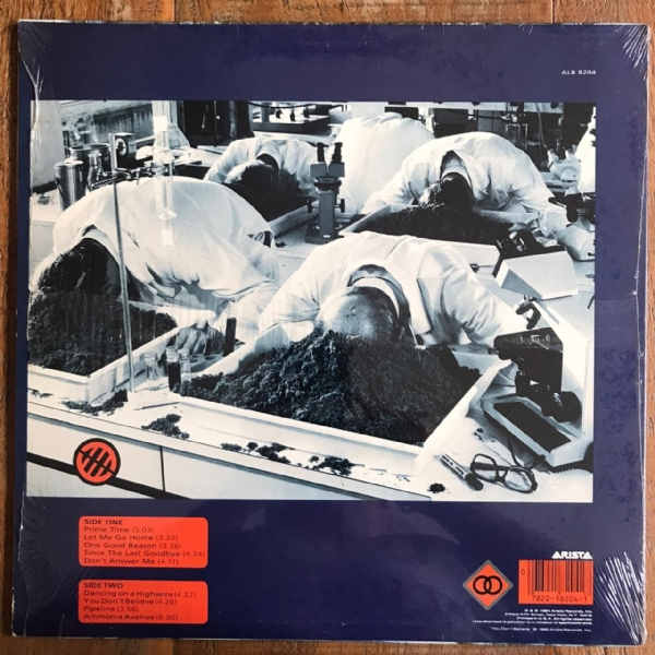 Disco de vinil usado - The Alan Parsons Project - Ammonia Avenue Lp IMG-1660345