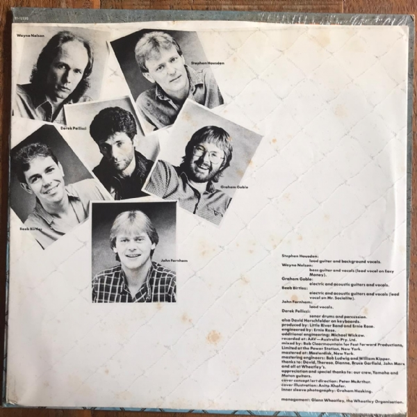 Disco de vinil usado - Little River Band - The Net Lp IMG-1660352