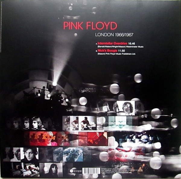 Disco De Vinil Novo - Pink Floyd - London 1966/1977 Lp 180g Colorido IMG-1691458