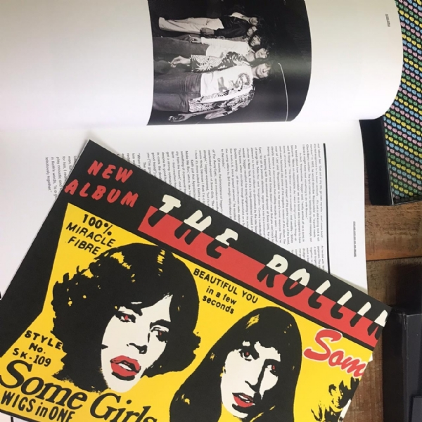 CD usado - The Rolling Stones - Some Girls - Super Deluxe Edition 2 CD 1 DVD Box Set IMG-1696167