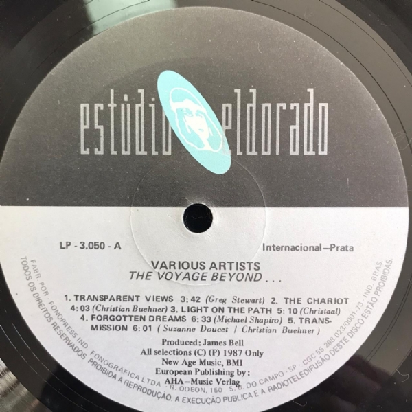 Disco de vinil usado - The Voyage Beyond... Lp IMG-1700460