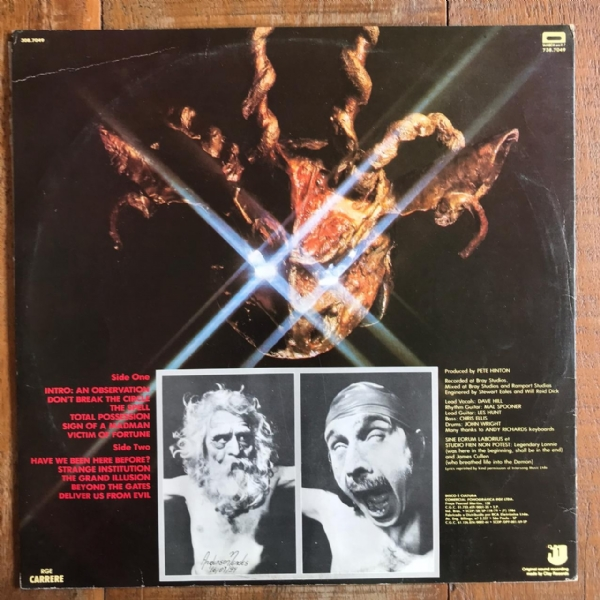 Disco de vinil usado - Demon - The Unexpected Guest Lp IMG-1704969