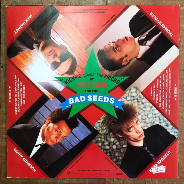 Disco De Vinil Usado - Nick Cave & The Bad Seeds - Kicking Against The Pricks Lp IMG-1712595