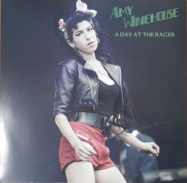 Disco De Vinil Novo - Amy Winehouse - A Day At The Races Lp Colorido IMG-1781239