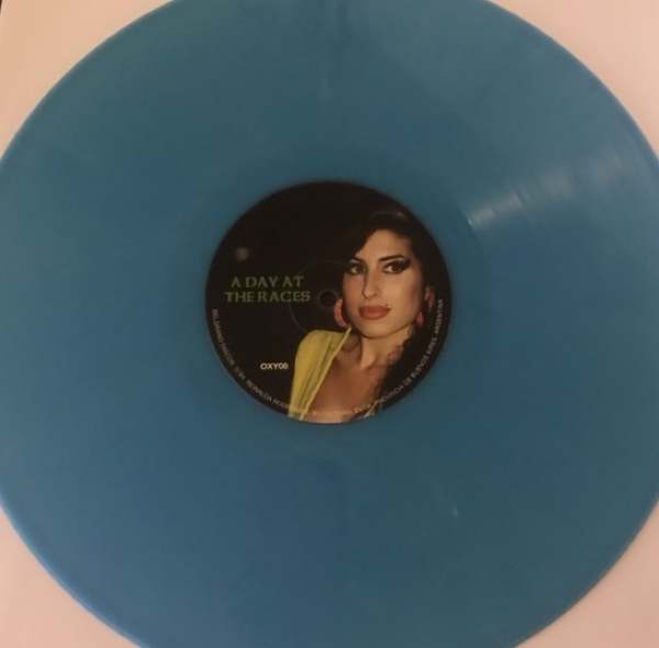 Disco De Vinil Novo - Amy Winehouse - A Day At The Races Lp Colorido IMG-1781242