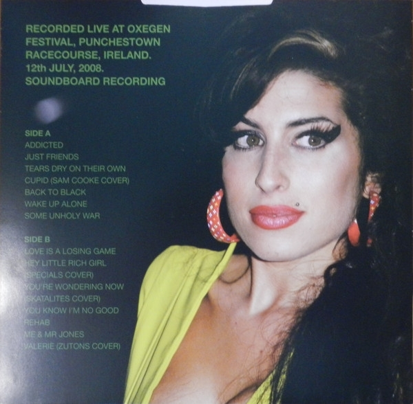 Disco De Vinil Novo - Amy Winehouse - A Day At The Races Lp Colorido IMG-1781240