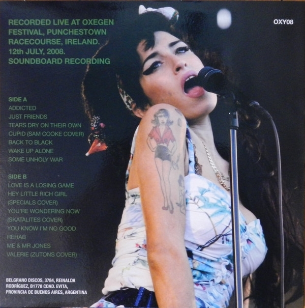 Disco De Vinil Novo - Amy Winehouse - A Day At The Races Lp Colorido IMG-1781241