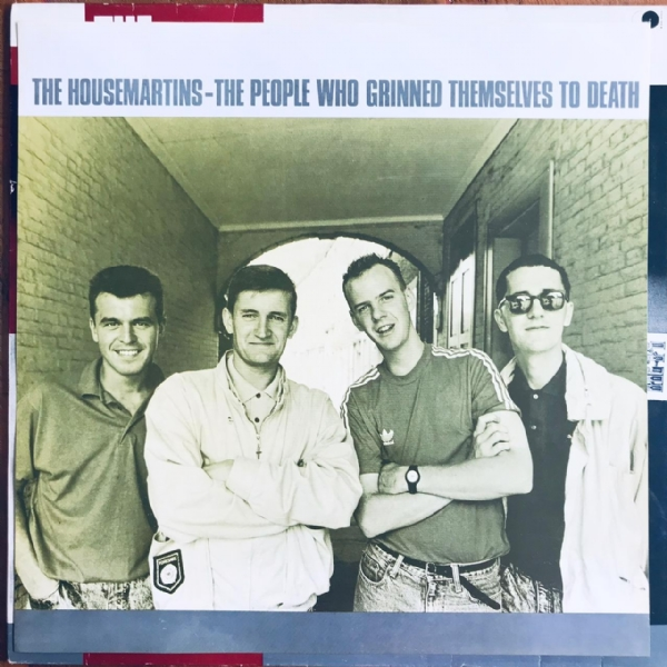 Disco De Vinil Usado - The Housemartins - The People Who Grinned Themselves To Death Lp IMG-1816231